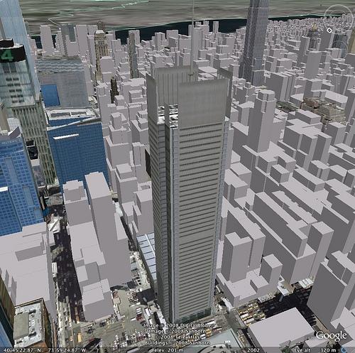 Digital Maps 3D